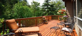 Sturdy, wood fences professionally installed